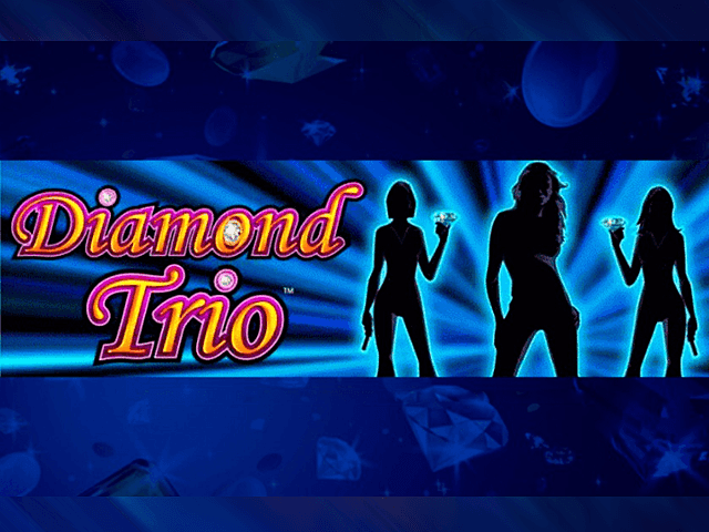 Победы и профит в Diamond Trio в Вулкан 24